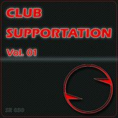 Club Supportation - Vol.01 - EP by Various Artists