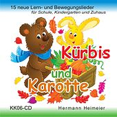 Kürbis und Karotte by Various Artists