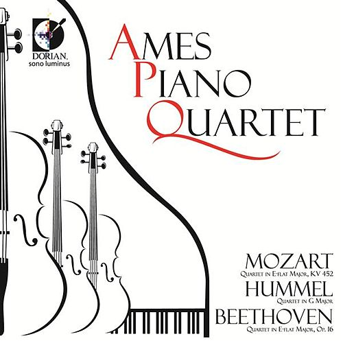 Ames Piano Quartet by Ames Piano Quartet