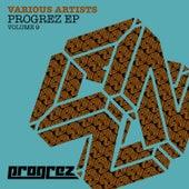 Progrez EP - Volume 9 by Various Artists