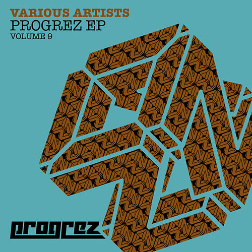 Progrez EP - Volume 9 by Various Artists