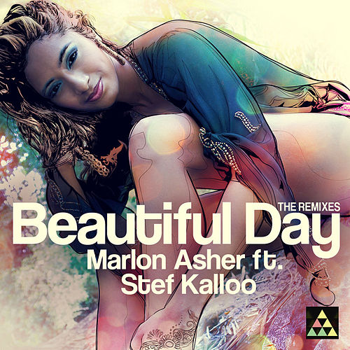 Play & Download Beautiful Day Remixes by Marlon Asher | Napster
