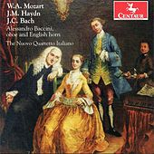 Play & Download Mozart: Oboe Quartet - Haydn: Divertimento - J.C. Bach: Oboe Quartet by Alessandro Baccini | Napster