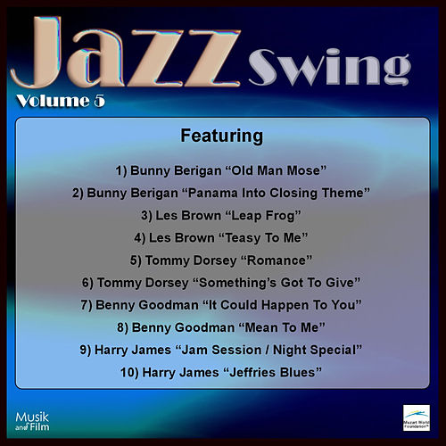 Play & Download Jazz Swing, Vol. 5 by Various Artists | Napster