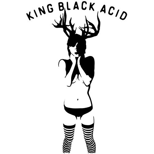 Play & Download Let's Burn Those Stars - Single by King Black Acid | Napster