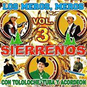 Con Tololoche, Tuba Y Acordeon Vol.3 by Various Artists