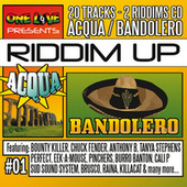 Play & Download Riddimup#1: Acqua/Bandolero by Various Artists | Napster