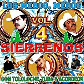 Con Tololoche, Tuba Y Acordeon Vol.4 by Various Artists