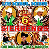 Con Tololoche, Tuba Y Acordeon Vol.6 by Various Artists