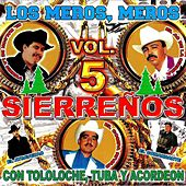 Con Tololoche, Tuba Y Acordeon Vol.5 by Various Artists