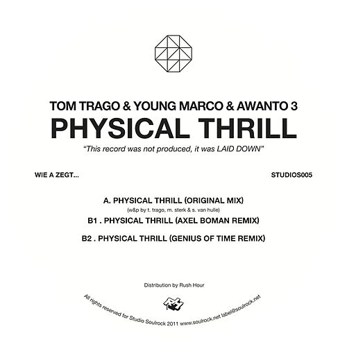 Play & Download Physical Thrill by Tom Trago | Napster