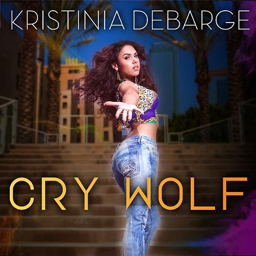Play & Download Cry Wolf by Kristinia DeBarge | Napster