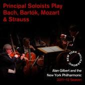 Principal Soloists Play Bach, Bartók, Mozart & Strauss by New York Philharmonic