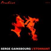 L'etonnant by Serge Gainsbourg