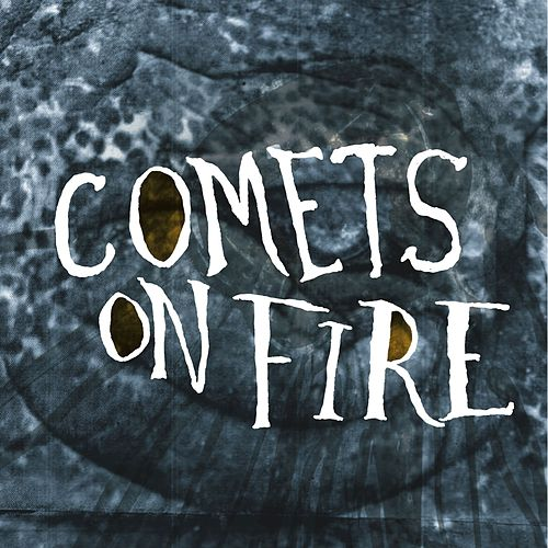 Blue Cathedral by Comets On Fire