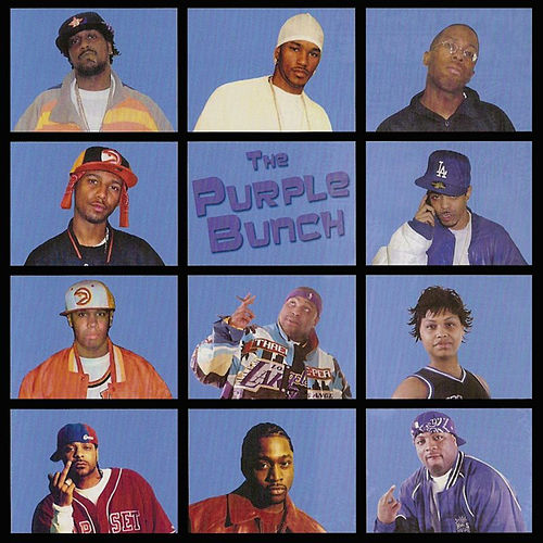 Diplomats Present: The Purple Bunch by Various Artists