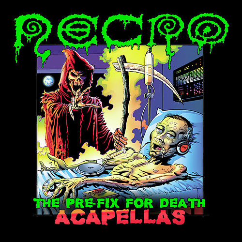 Play & Download The Pre-Fix For Death: Acapellas by Necro | Napster
