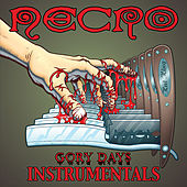 Play & Download Gory Days (Instrumentals) by Necro | Napster