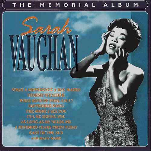 Play & Download The Memorial Album by Sarah Vaughan | Napster
