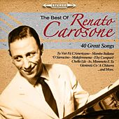 Play & Download The Best of Renato Carosone 40 Great Songs by Renato Carosone | Napster
