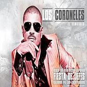 Play & Download Los Coroneles (En Vivo) by El Komander | Napster