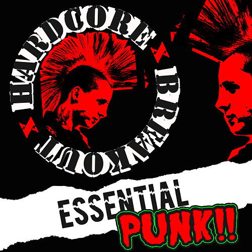 Hardcore Breakout - Essential Punk by Various Artists