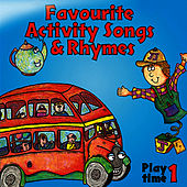 Play & Download Favourite Activity Songs & Rhymes - Play Time 1 by The Jamborees | Napster