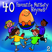40 Favourite Nursery Rhymes & Songs - Volume 2 by The Jamborees