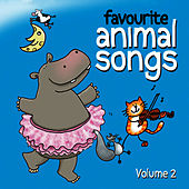 Favourite Animal Songs - Volume 2 by The Jamborees