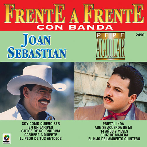 Frente a Frente-Con Banda by Various Artists