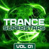 Trance Superstars Vol. 1 - EP by Various Artists