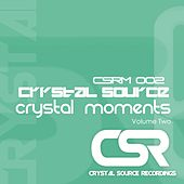 Crystal Moments Volume Two - EP by Various Artists