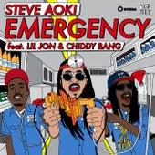 Emergency Remixes by Steve Aoki