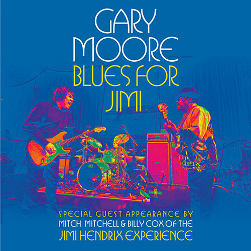 Blues For Jimi by Gary Moore