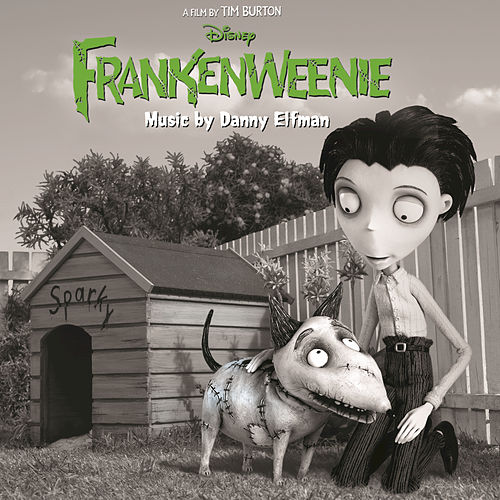 Play & Download Frankenweenie by Danny Elfman | Napster