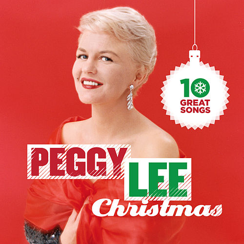 10 Great Christmas Songs by Peggy Lee