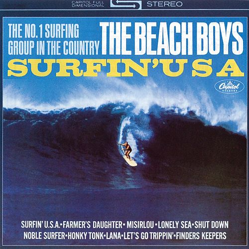 Play & Download Surfin' USA by The Beach Boys | Napster