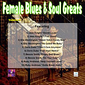 Play & Download Female Blues and Soul Greats, Vol. 4 by Various Artists | Napster