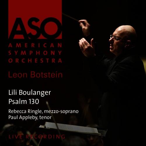 Play & Download Boulanger: Psalm 130 'Du fond de l'abime' by American Symphony Orchestra | Napster