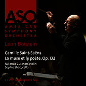 Saint-Saëns: La muse et le poète, Op. 132 by American Symphony Orchestra