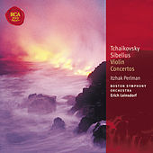 Play & Download Tchaikovsky & Sibelius Violin Concertos: Classic Library Series by Itzhak Perlman | Napster