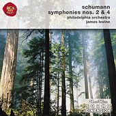 Play & Download Schumann: Symphonies Nos. 2 & 4 by James Levine | Napster