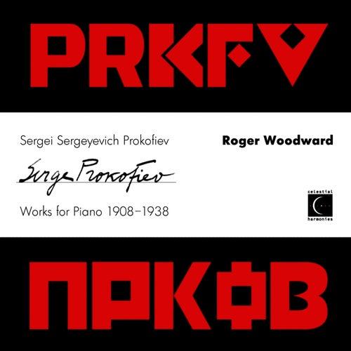 Sergei Sergeyevich Prokofiev Works for Piano 1908-1938 by Roger woodward