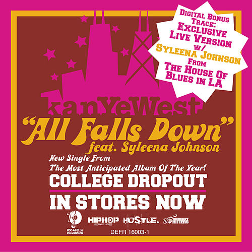 Play & Download All Falls Down by Kanye West | Napster