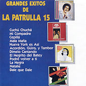 Play & Download Grandes Exitos de La Patrulla 15 by Jossie Esteban | Napster