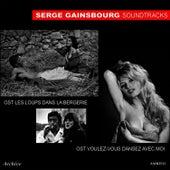 OST Les loups dans la bergerie & OST Voulez-Vous Dansez Avec Moi by Serge Gainsbourg