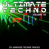 Ultimate Techno Vol 10 - EP by Various Artists