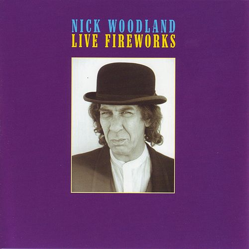Live Fireworks by Nick Woodland
