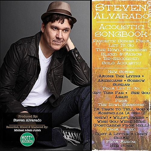Play & Download Acoustic Songbook by Steven Alvarado | Napster