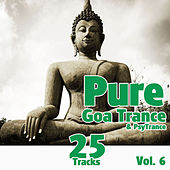 Pure Goa Trance & Psytrance Vol. 6 by Various Artists